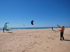 8 Tage Kitesurfen und Yoga Retreat in Conil de la Frontera, Cadiz