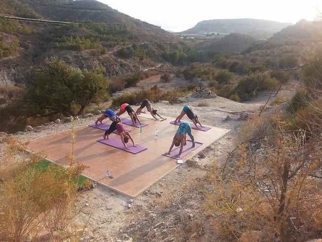 7 Days Vinyasa Dynamic Flow Yoga Retreat in Murcia, Spain