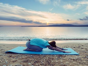 7 jours en stage de yoga, méditation et voile à Pâques en Grèce