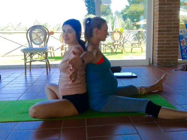 8 Tage 85-Stunden Schwangerschaftsyoga Lehrerausbildung in Athen, Griechenland