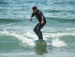7 Days Beginner Surf Camp Tagazhout, Morocco