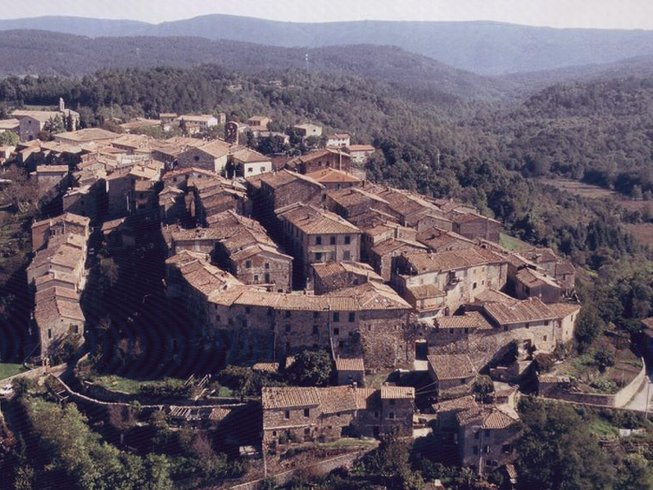 8 Days Cooking and Wine Yoga Retreat Italy