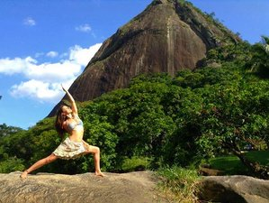 7 Days Beach and Forest Yoga Holiday in Brazil