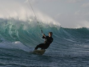 8 Days LINE UP Kitesurfing Camp in Corralejo, Spain