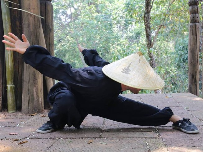9 Days Tao of Vitality Workshop and Qigong Chiang Mai