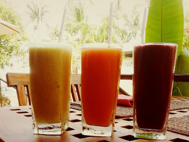 4 Days Vitality Juice Detox and Yoga Retreat in Thailand