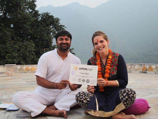 28 Days 200-Hour YTT in Rishikesh, India