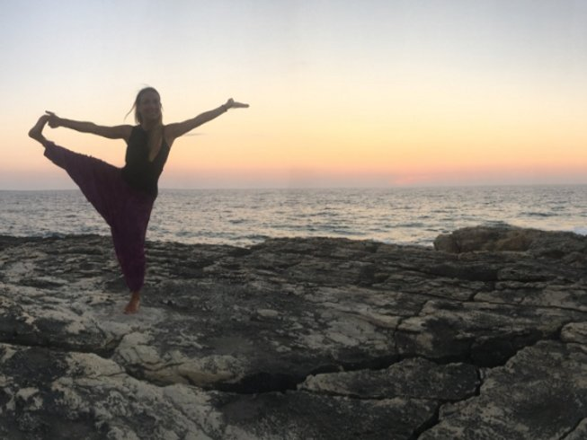 5 Days Dynamic Yoga Retreat in Paxos Island, Greece