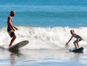 6 Days Budget Costa Rica Surf Camp