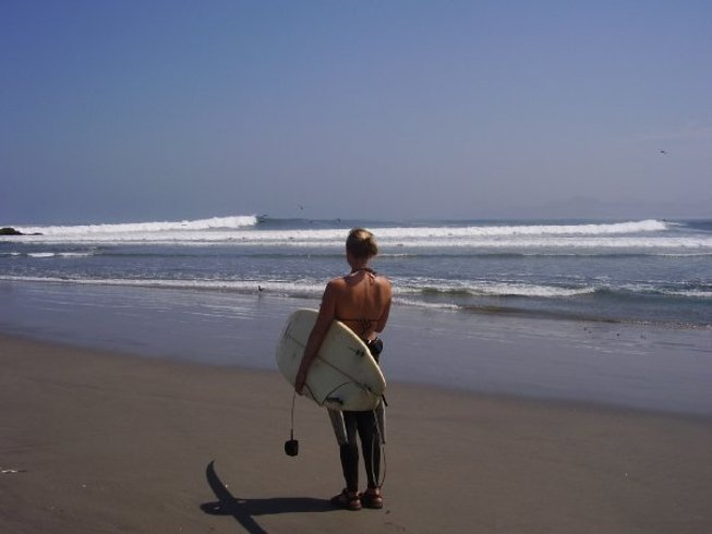 7 Days Surf Camp in Punta Hermosa, Lima, Peru