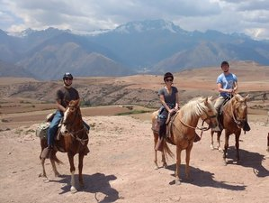 6 Day Horse Riding Holiday in Cusco Region, Peru