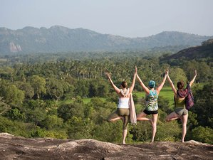 15 Days Hatha Vinyasa Flow Yoga Retreat in Sri Lanka