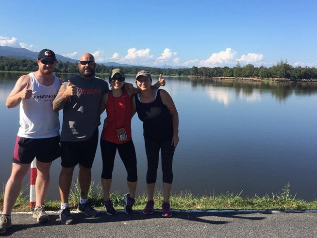 5 Days Fitness and Weightloss Bootcamp in Chiang Mai, Thailand