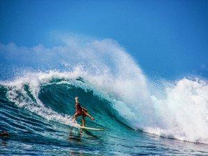14 Day Surf Camp in Huraa Island