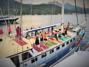 8 Days Yoga Cruise Holiday in Cleopatra Coast, Turkey