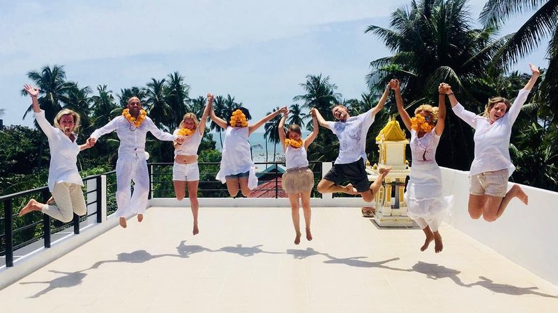 26 Days 200-Hour Registered Yoga Alliance School Intensive