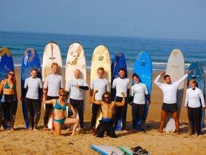 8 Day Surfari Camp in Agadir-Ida Ou Tanane