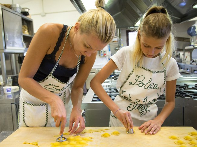 8 Days Passion for Marche Cooking Holidays in Italy