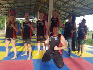 2 Days country side Muay Thai and Western Boxing Training in Phetchabun, Thailand