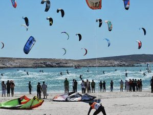 5 Day Stay and Kite - Advanced Kite Surfing Instructor Lesson Camp for 6 in Langebaan