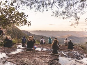 3 Days Silent Weekend Yoga Retreat in the Tranquil Forest of Springbrook, Australia