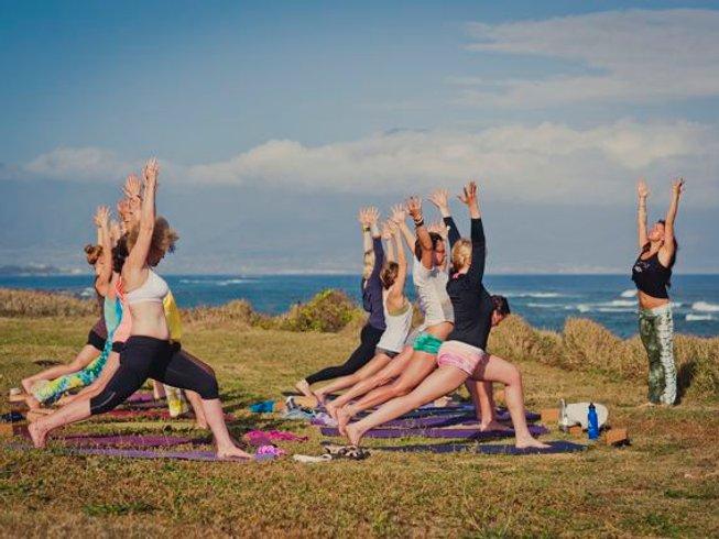 7 Tage Meerjungfrauen Abenteuer Surf und Yoga Urlaub in Maui, Hawaii