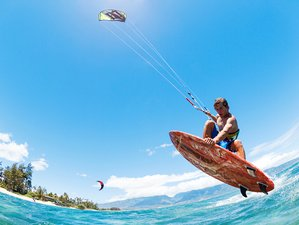 5 Days All Level Kite Surf Camp Los Roques, Venezuela