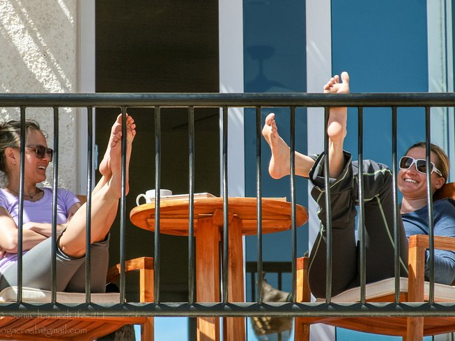 7 días retiro de yoga y meditación en Baja California Sur, México
