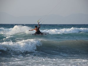 8 Day Rental Kitesurfing in Rhodes