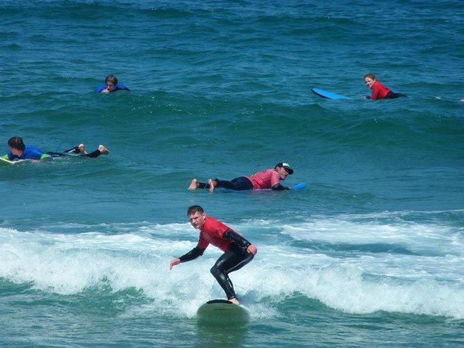8 Days Surf Camp in Lagos, Portugal