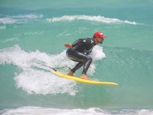 8 Days Spanish Course and Surf Camp in Corralejo, Fuerteventura, Spain