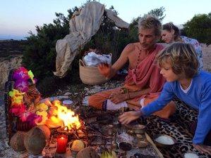7 días de retiro de yoga familiar para padres e hijos en España