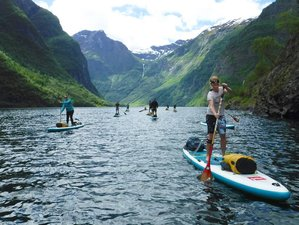 6 Days Exciting SUP Tour in Norway