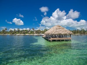 8 Days Be Light and Be Free Yoga and Adventure Holiday on Ambergris Caye, Belize