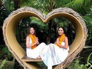 23 jours-200h de formation de professeur de yoga et développement personnel dans un resort à Ubud, Bali