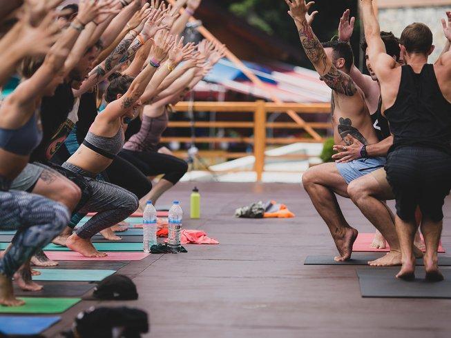 yoga festival bulgaria