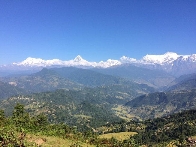 8 Days Yoga, Meditation, and Hiking Retreat in Nepal