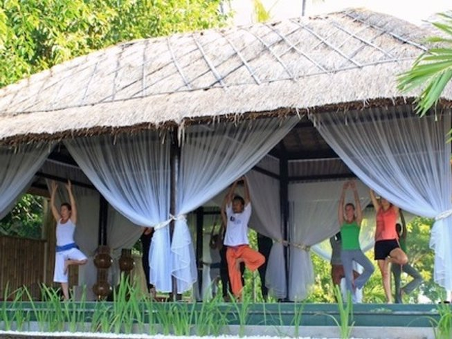4 Days Spiritual Yoga Package in Bali
