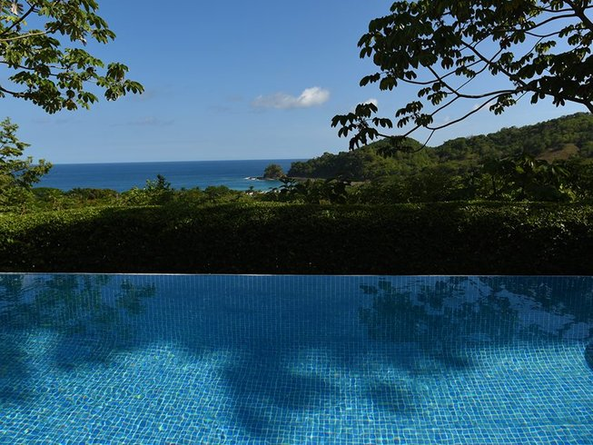 8 Days Relaxing Surf and Yoga Retreat Costa Rica