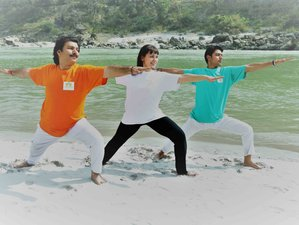 27 Days 200-Hour Ayurveda Therapist Training in Rishikesh, India