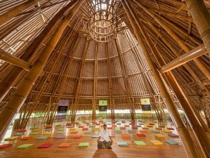 11 Days Luxurious Meditation, Detox, and Yoga Retreat in Badung, Bali