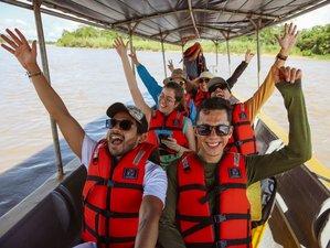 3 días de yoga, aventura y espiritualidad en la Amazonía Ecuatoriana