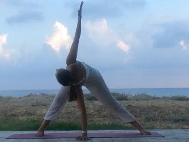 8 jours en stage de yoga à la pleine lune, Chypre