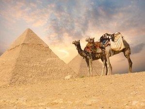 21 Days Sacred Journey to Egypt and Jordan