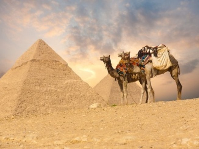 21 Days Sacred Journey to Egypt and Jordan