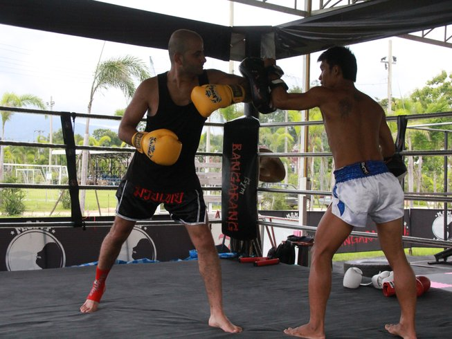 2 Weeks Muay Thai Training in Chiang Mai Thailand