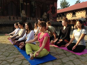 5 Day Peaceful Yoga Holiday with Relaxing Ayurveda Treatments in Kathmandu Valley, Bagmati Pradesh