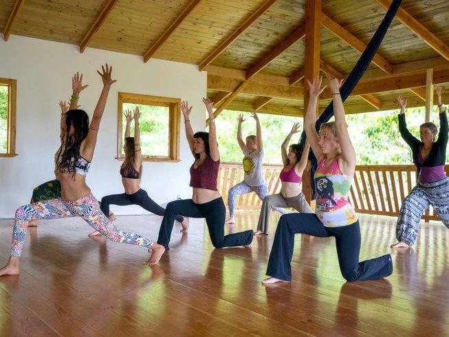 8 Days Soul Power Awakening Yoga in Rivas, Costa Rica