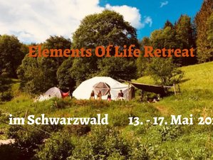 5 Tage Tribal Elements of Life Healing Retreat im Schwarzwald