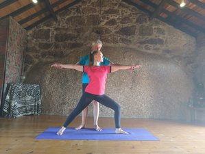 7 Days Affordable and Relaxing Yoga Retreat in Tabua, Portugal